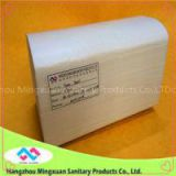 White Color 100% Virgin Multifold Paper Towel C Fold