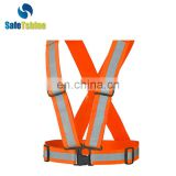 Special designed new style low price warning reflective safety belt