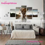 New Product Custom 3D Home Decor Wall Paintings Living Room Modern