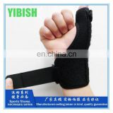 Breathable palm hand wrist thumb splint brace support with steel plate#HW0004