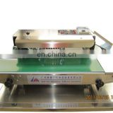 automatic aluminum foil plastic bag paper pouch sealing machine