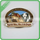 China Goods custom your own logo metal badges