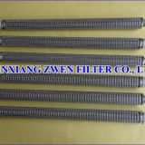 Pleated Wire Mesh Filter Element Image