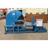 Reclaimed rubber cutting machine