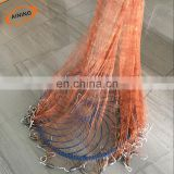 Nylon fishing cast net hand easy cheap shipmp cast nets