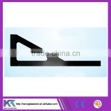 black triangular bakelite plate ruler promotional ruler all sizes can be customized (V121)
