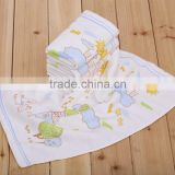China customize cheap wholesale towel set many designs for choose cotton kids terry fabric