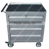 Garage or Motorcycle Shop use Stainless Steel Tool Box
