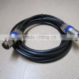 Stage Lighting DMX cable and power cable