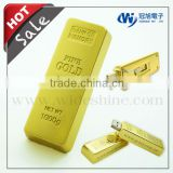 gold plated gift items with usb flash drive gift idea, promotion item & new gadgets 2014