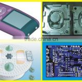 professional plastic moulding maker with ISO