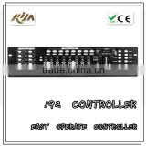 DMX512 192 console Mini Stage Lighting DMX 192 controller