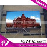 Die casting aluminum cabinet Outdoor rental led display screen P10 Outdoor SMD Full color Led Display