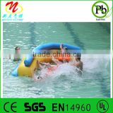 Inflatable pool toy inflatable teeter totter water play equipment inflatable towable water sports