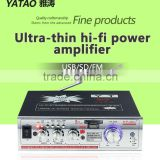 car amplifier YT-329A /remote control mp3 player