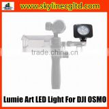 DJI Osmo part accessories Manfrotto Lumie Art LED Light for DJI Osmo