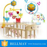 Intellective baby toy china bed hanging crib hanging baby toy