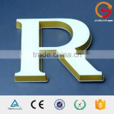 Outdoor led blister beauty salon face lighting engraving large led letters sign