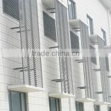 Non-conductive FRP Fiberglass Decorative Window Grill