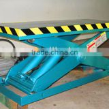 Fixed scissor lift platform /work platform- ISO9001-2008