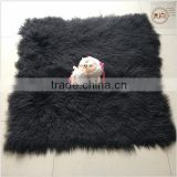 Luxury Mongolian Fur Tibetan Fur Carpet Fur Rugs Fur Throws