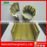 Outlet Extruded Brass trim or strip building decoration