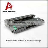 Wholesale DR2000 DR2050 DR350 toner cartridges compatible for Brother HL2040/2070N laser toner cartridge