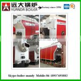 hot new Green industry Coal & Biomass Solid Fuel Fired hot water boiler