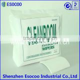 well oil absorbent clean room dry wiper paper