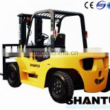 SHANTUI China Forklift Truck 6 tons with Japan Isuzu engine