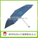 promotion 3 fold cheap umbrella / advertising umbrella for promotion / 3 folding umbrella