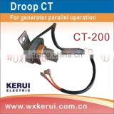 Factory direct sale generator spare parts Droop CT model CT-200 for generator parallel operation