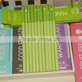 Top quality hexagonal pencil Senior graphite hb pencil