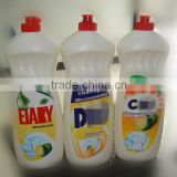 OEM Brand 750ml Dishwashing liquid, Lemon Fairy Dish Detergent Liquid