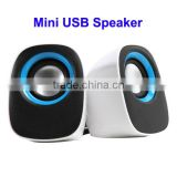 Portable HIFI Mini USB Speaker, Mini Speaker USB with Audio cable                                                                         Quality Choice