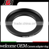 34-46mm Camera Filter Step-up Ring Metal Ring Adapter For Canon 7D 1100D For Sony A230 A300