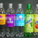 Mineral water bottles Automatic Hot Melt Glue Labeling Machine