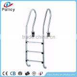 Latest new design amazing quality stainless steel pool ladders