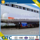 2016 year proffessional design 3 axle Liquefied propane gas tanker/lpg tanker for sale