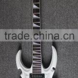 INquiry about Weifang Rebon hand carved RST electric guitar with floyd rose in white colour