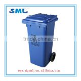 custom small plastic waste bins / plastic waste bin mold design and manufacturing process