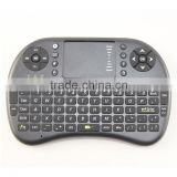 Rii i8 Mini Wireless Keyboard 2.4G with Touchpad Handheld Keyboard for PC Android TV