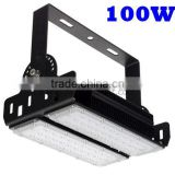 100w outdoor led light meanwell driver ip65 waterproof led outdoor light 100W slim led flood light