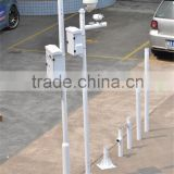 Harwell Monitoring Pole/3-5m Pole for light, lamp, road, traffic,CCTV