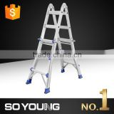 aluminum little giant ladder emergency escape ladder 4*3 4*4 4*5