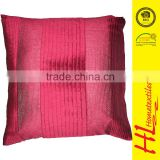 BSCI certification decorative polyester cherry stone pillow