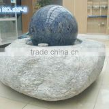 RF-3 blue stone indoor rolling ball water fountain