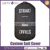 Suit Cover/Garment Bags Leather Suit Cover Bag