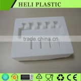 Disposable surgical instrument plastic blister tray
