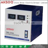 5000va Single Phase Long-term Operation Reliable Performance Home Use High Precision Aotomatic AC Voltage Stabilizer From Liushi